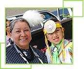 Imagen de indígenas estadounidenses