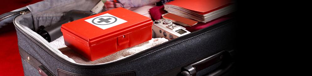 Lista para viajeros: proteja su salud cuando viaja