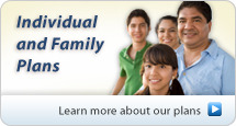 Individual and Family Plans