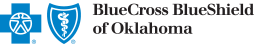 Blue Cross and Blue Shield of Oklahoma Logo