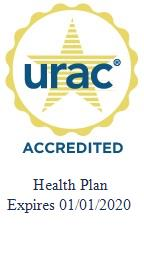 URAC - Accredited Commercial Health Plan