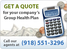Get a quote for your company's group health plan